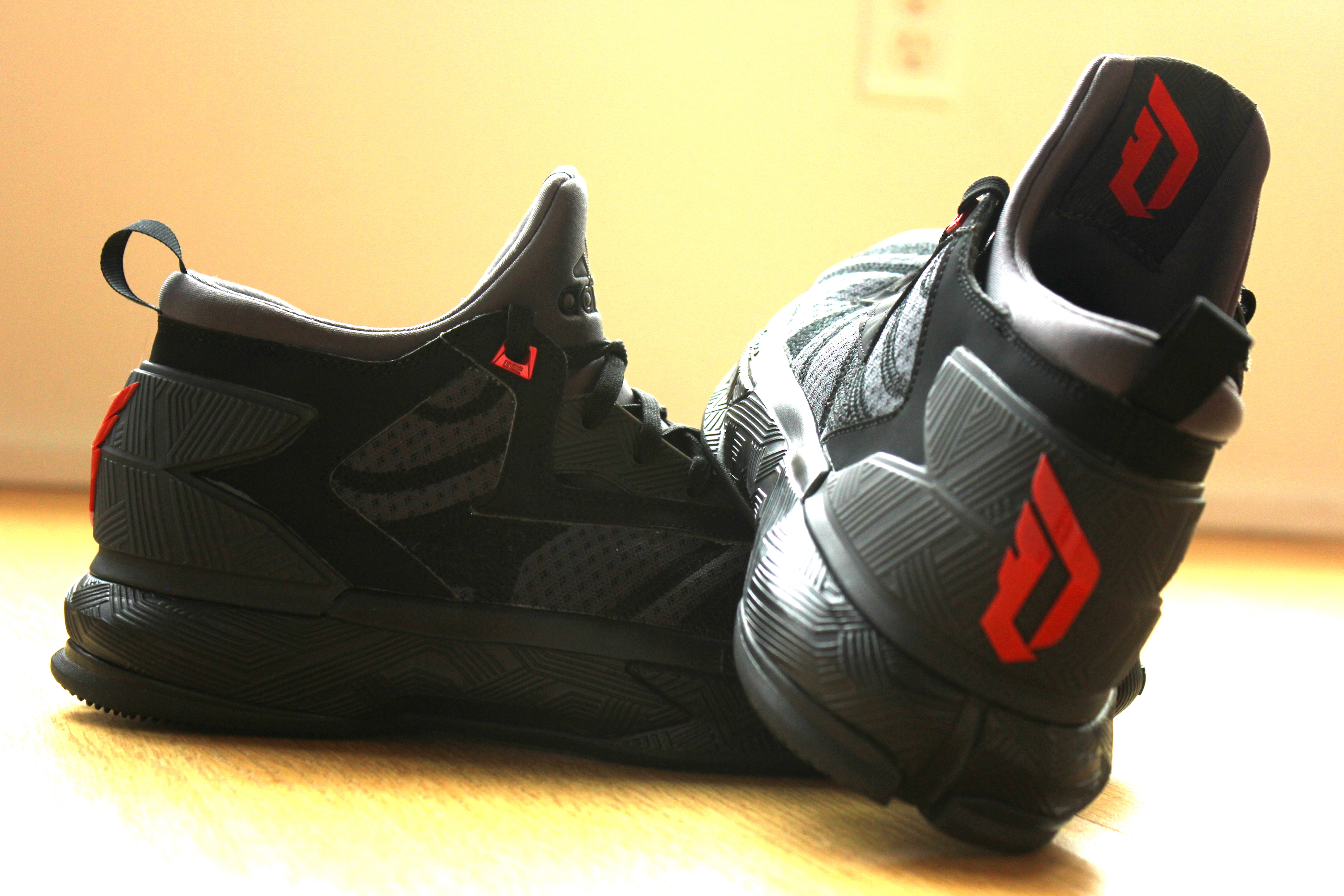 4190ed5952f60 D Lillard 2 Shoe Review: Boost vs. Bounce - Blazer's Edge