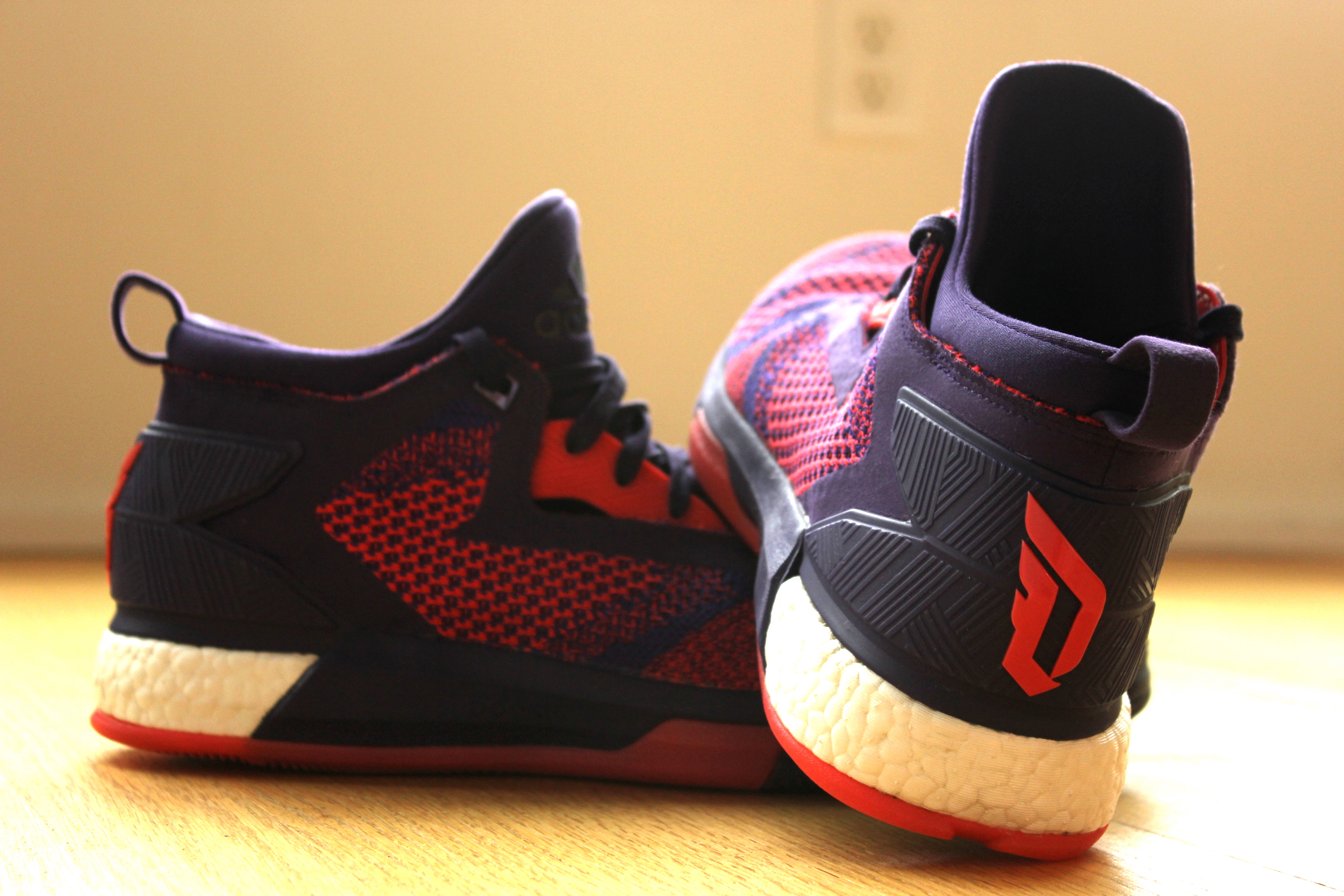 info for 299ec 3ae71 The D Lillard 2 Adidas signature shoe comes in Boost or Bounce. The better  fit depends on whether you value cushioning or stability.