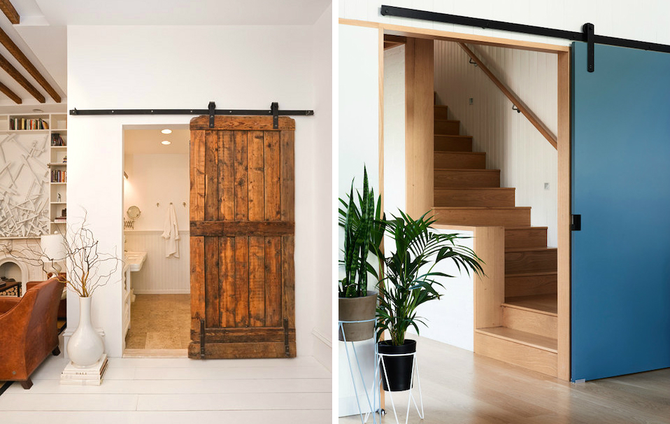 modern barn doors. Perfect Barn Doors To Inspire Your Modern Farmhouse Style Curbed With Doors.