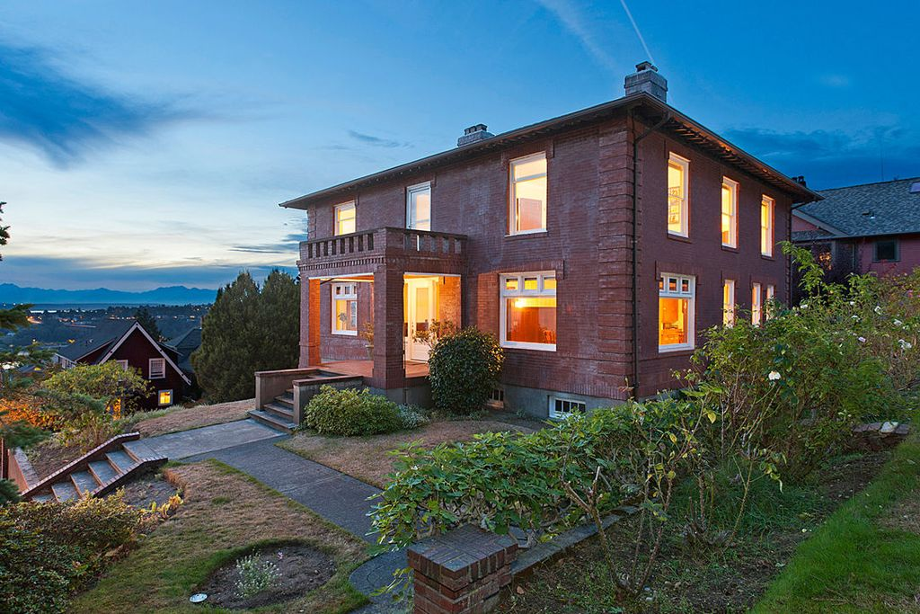 5 of our favorite seattle area homes from november for Seattle area home builders