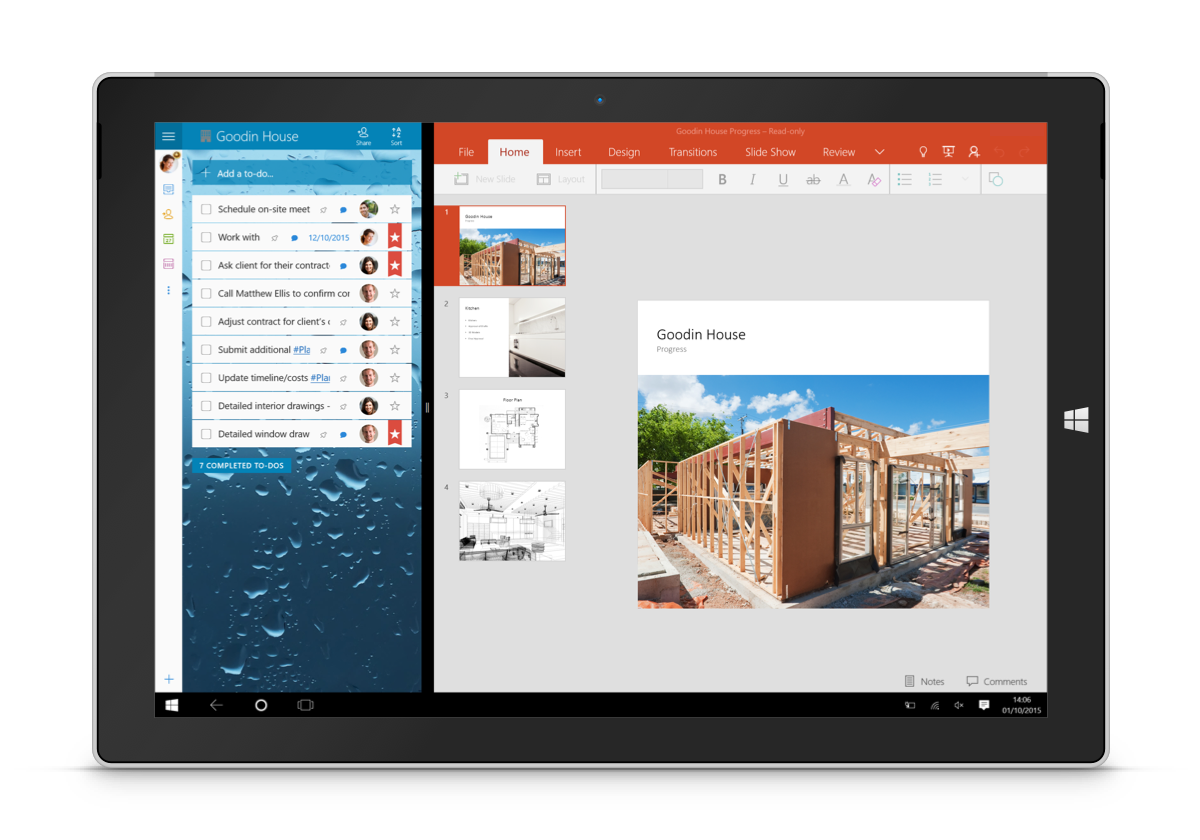 The best apps for your new windows 10 pc the verge for Window design app