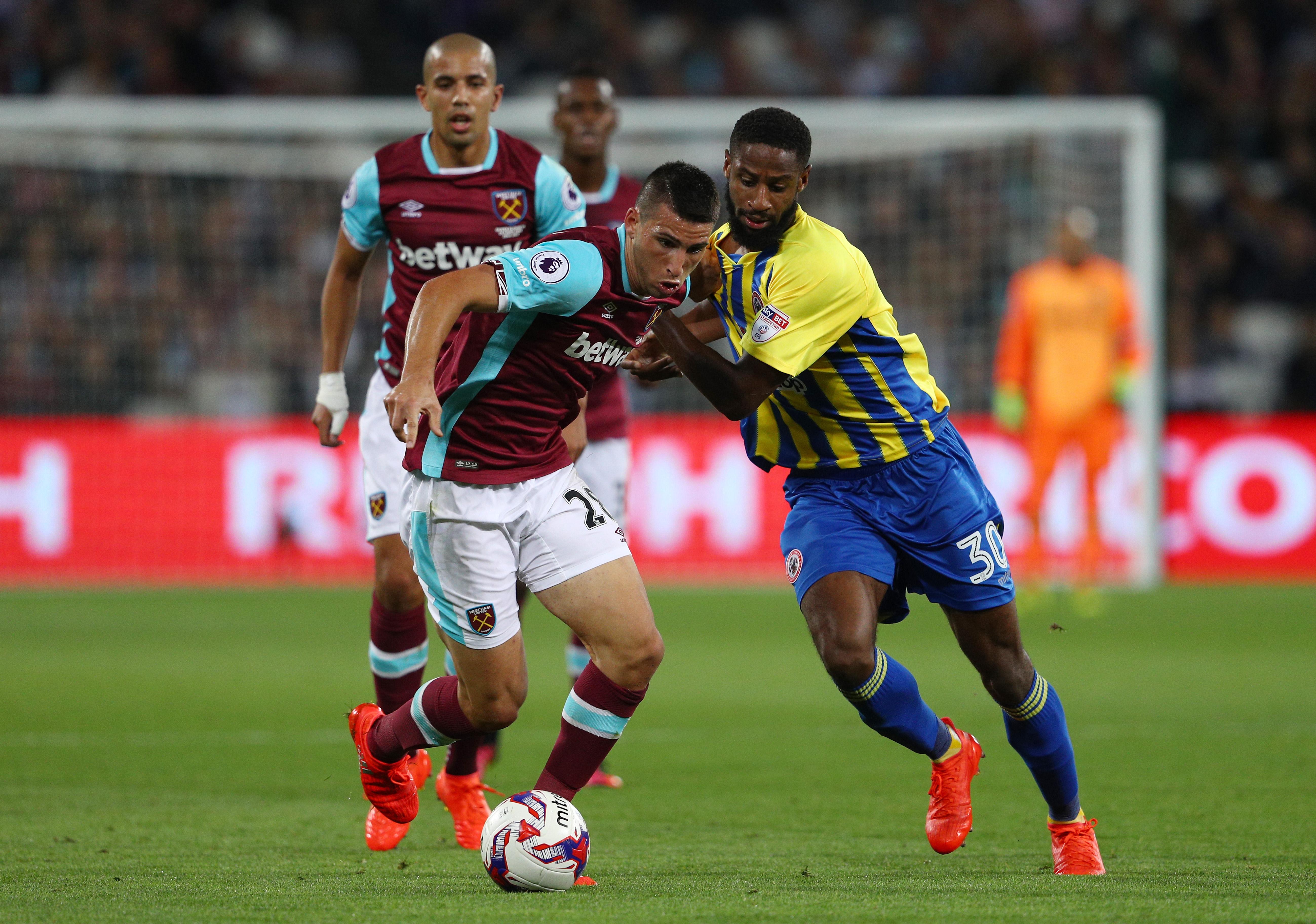 Swansea 1-4 West Ham: Slaven Bilic lauds season's best performance