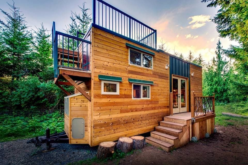 Tiny Houses In 2016 More Tricked out And Eco friendly