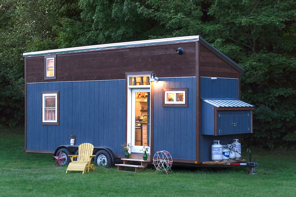 Tiny houses in 2016 more tricked out and eco friendly Curbed