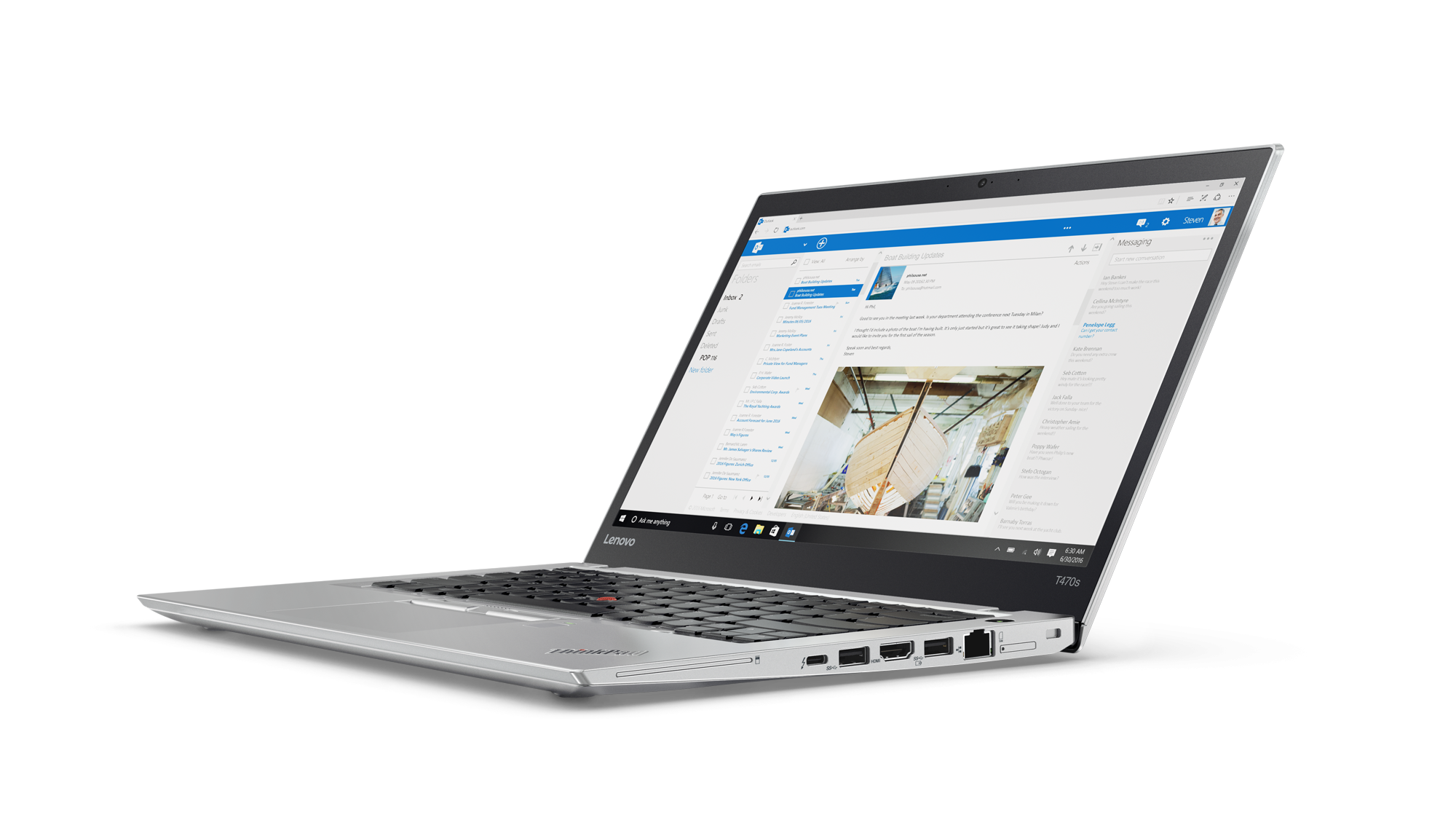 ThinkPad T 470s