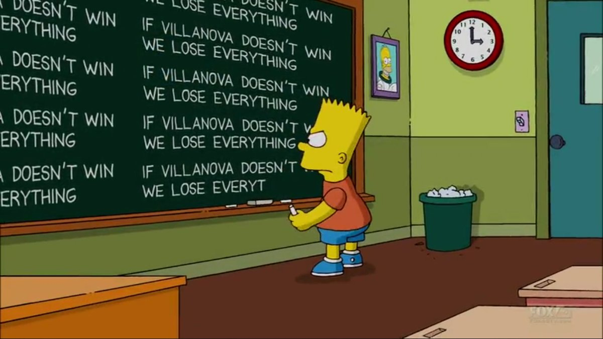 In The Hall of the Villanova Haters