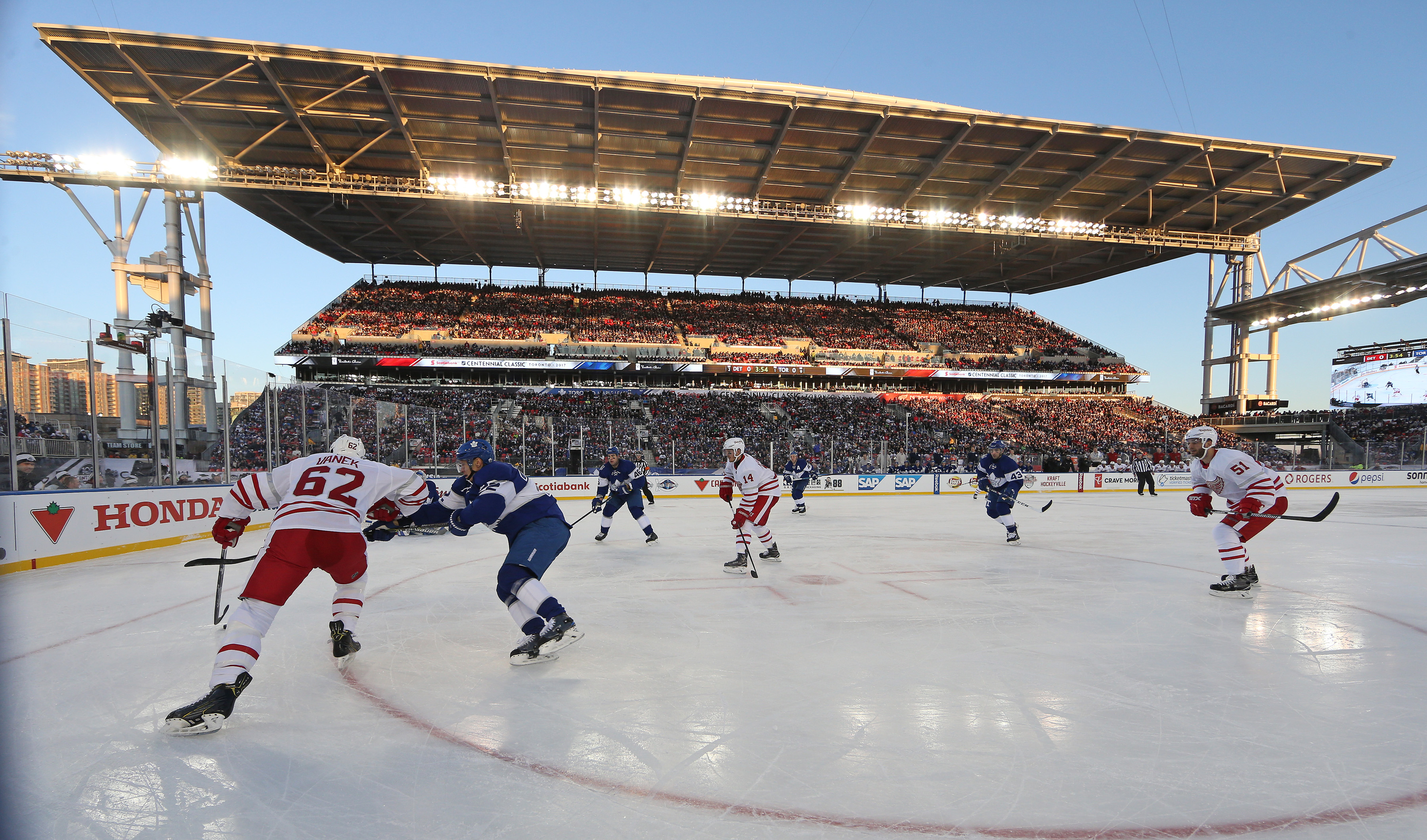 Image result for nhl outdoor games