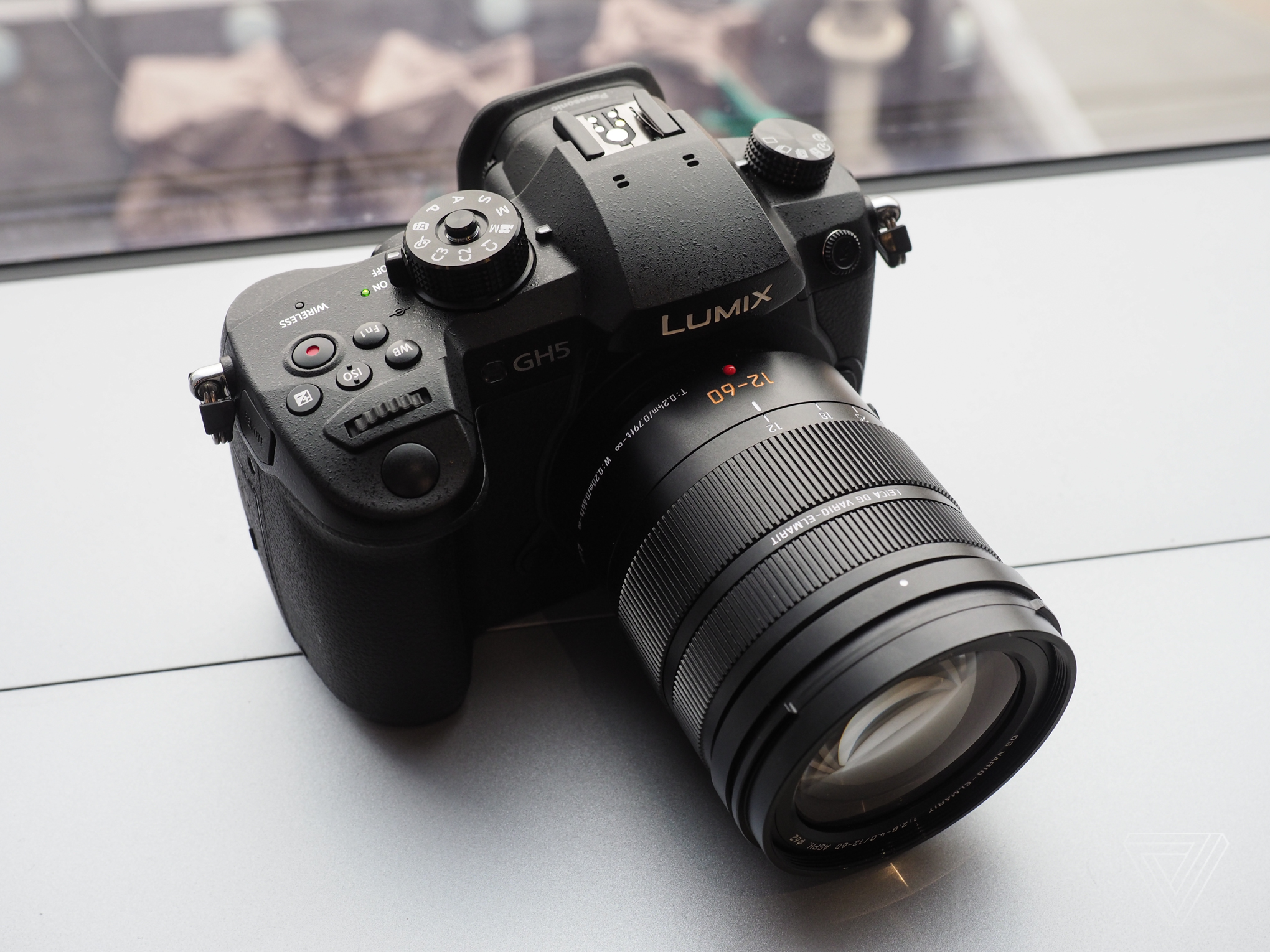 The Panasonic GH5 is a big, bad mirrorless camera that's all about