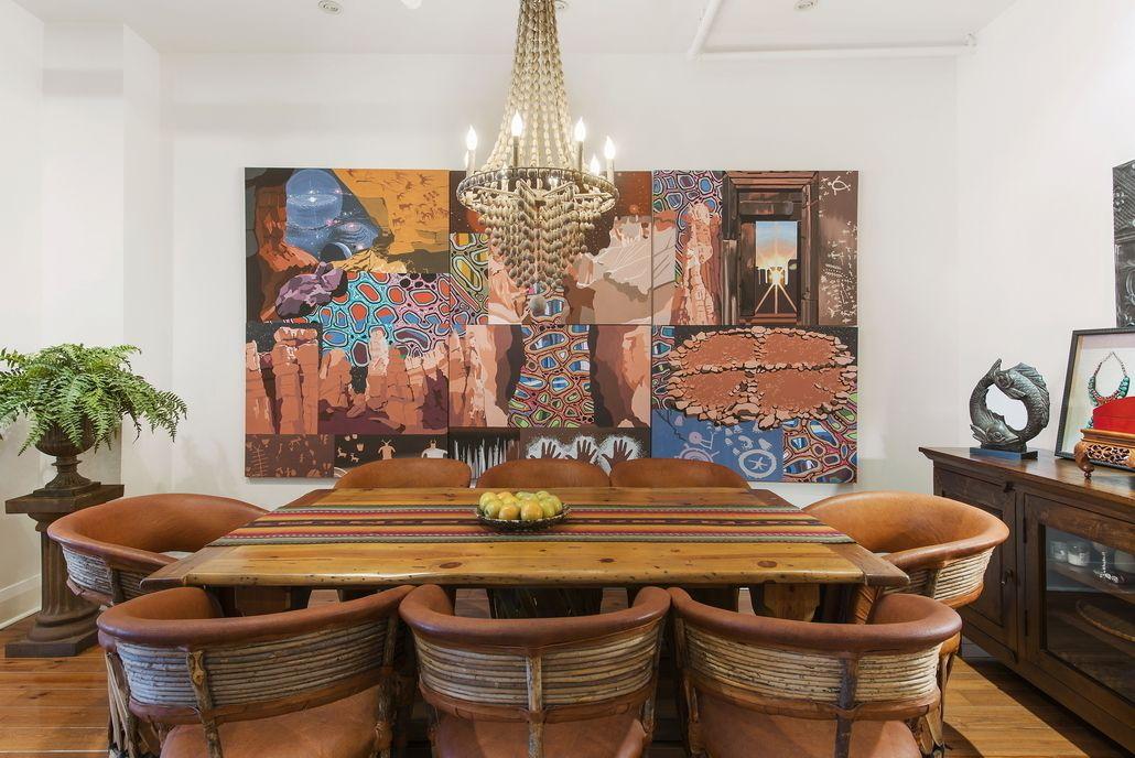 sprawling tribeca coop with lightfilled art studio seeks 795m