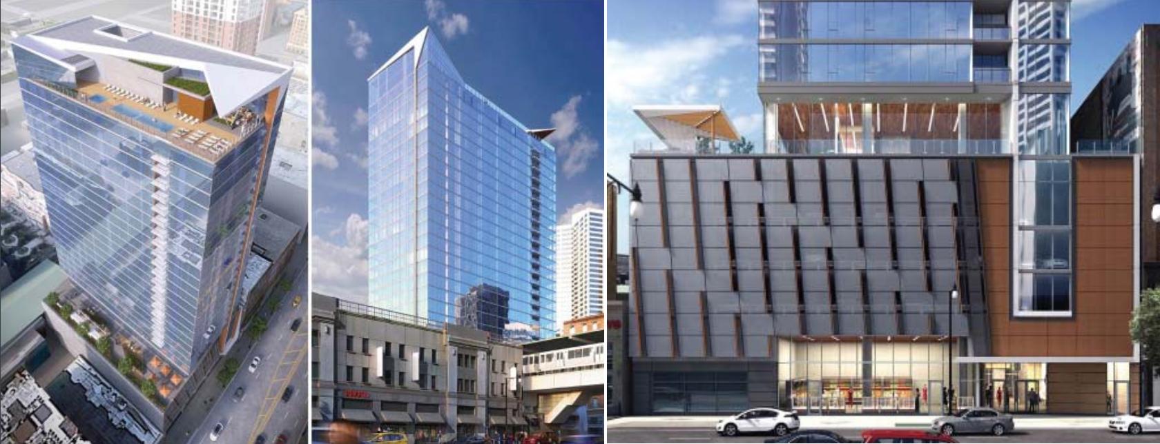Construction Kicks Off On South Loop Tower Near Roosevelt
