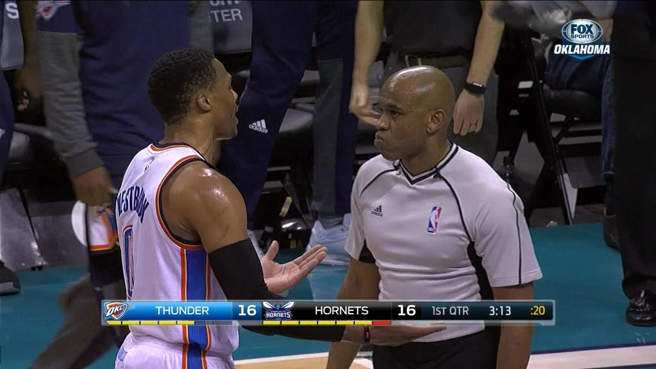 Hornets figure out how to defeat Thunder
