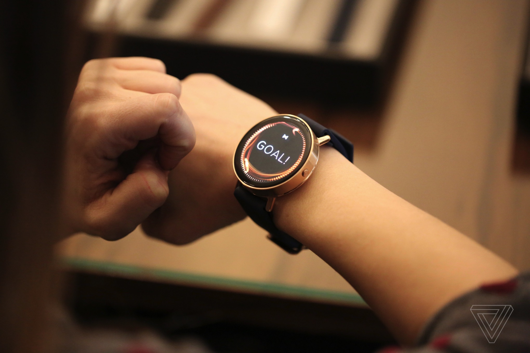 Misfit Has Made Its First Touchscreen Smartwatch And It S