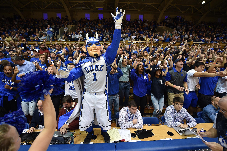 Boston College at Duke