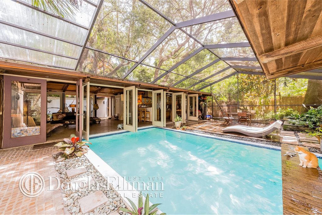 Bungalow Miami lush bungalow in coconut grove for 735k curbed miami