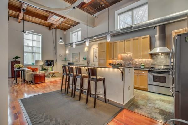 Somerville Loft With 20 Foot Ceilings Private Roof Deck