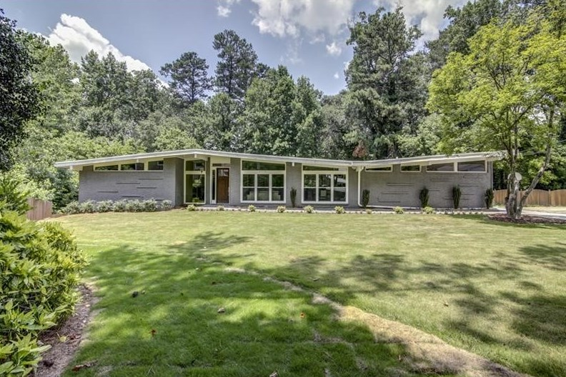 Buckhead Midcentury Modern Is Price Chop Central But Why
