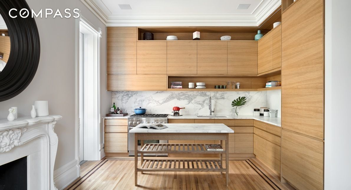 Landmarked Bed-Stuy brownstone wants $3.25M after full renovation ...