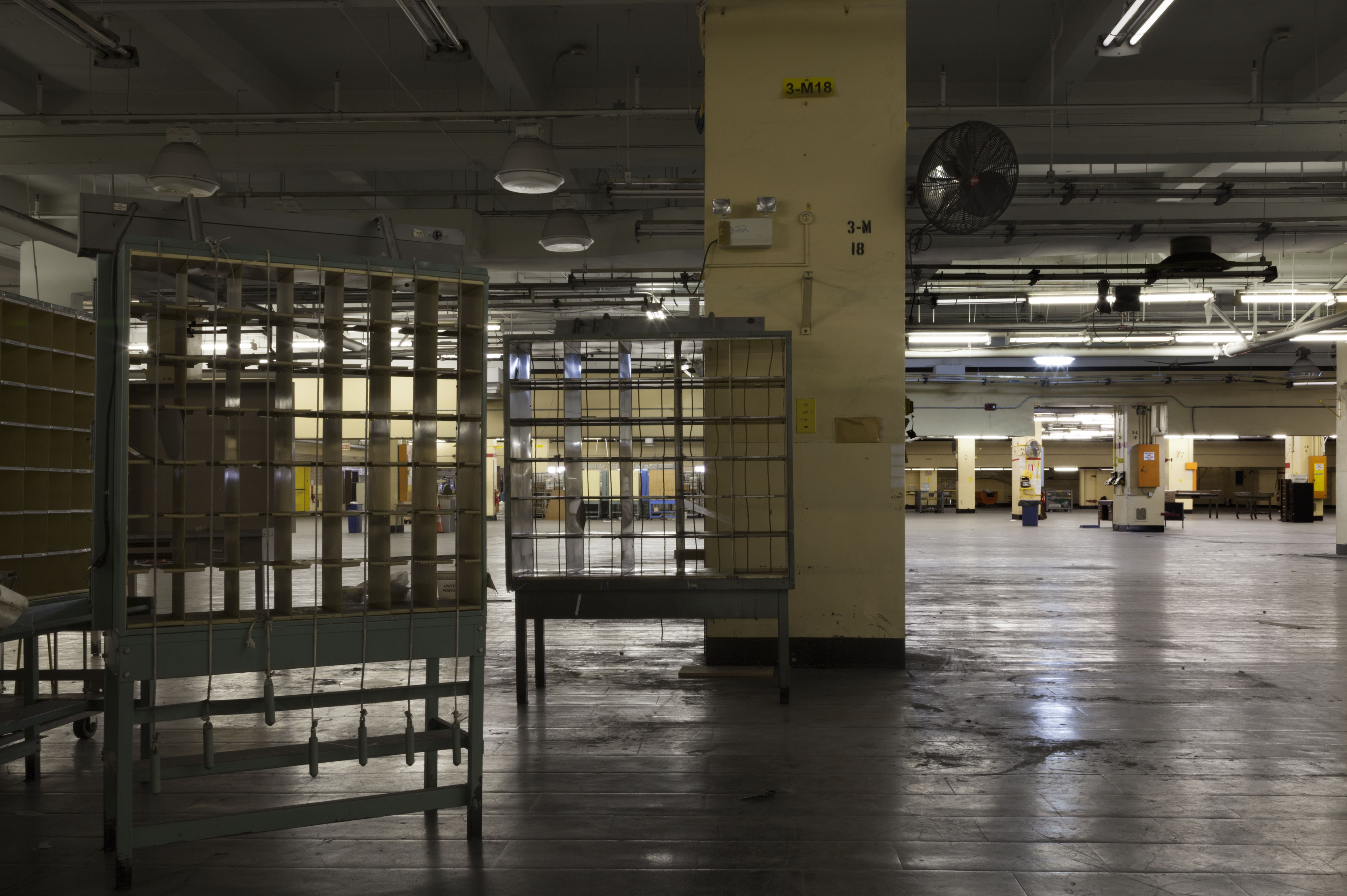Farley post office\'s abandoned quarters explored in new exhibition ...