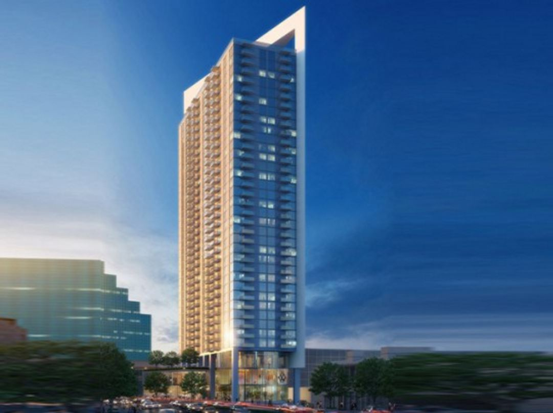 Buckhead S Swoopy Sovereign Tower Could Get Twin Curbed