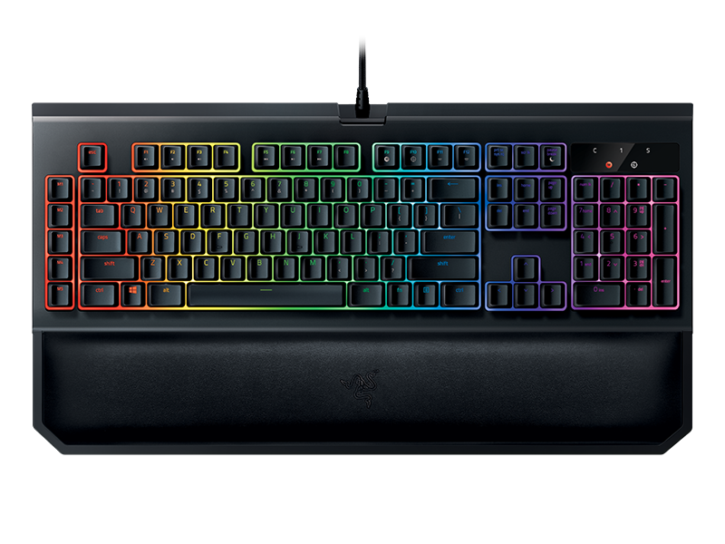 Razer launches BlackWidow keyboard with 16.8 million colors