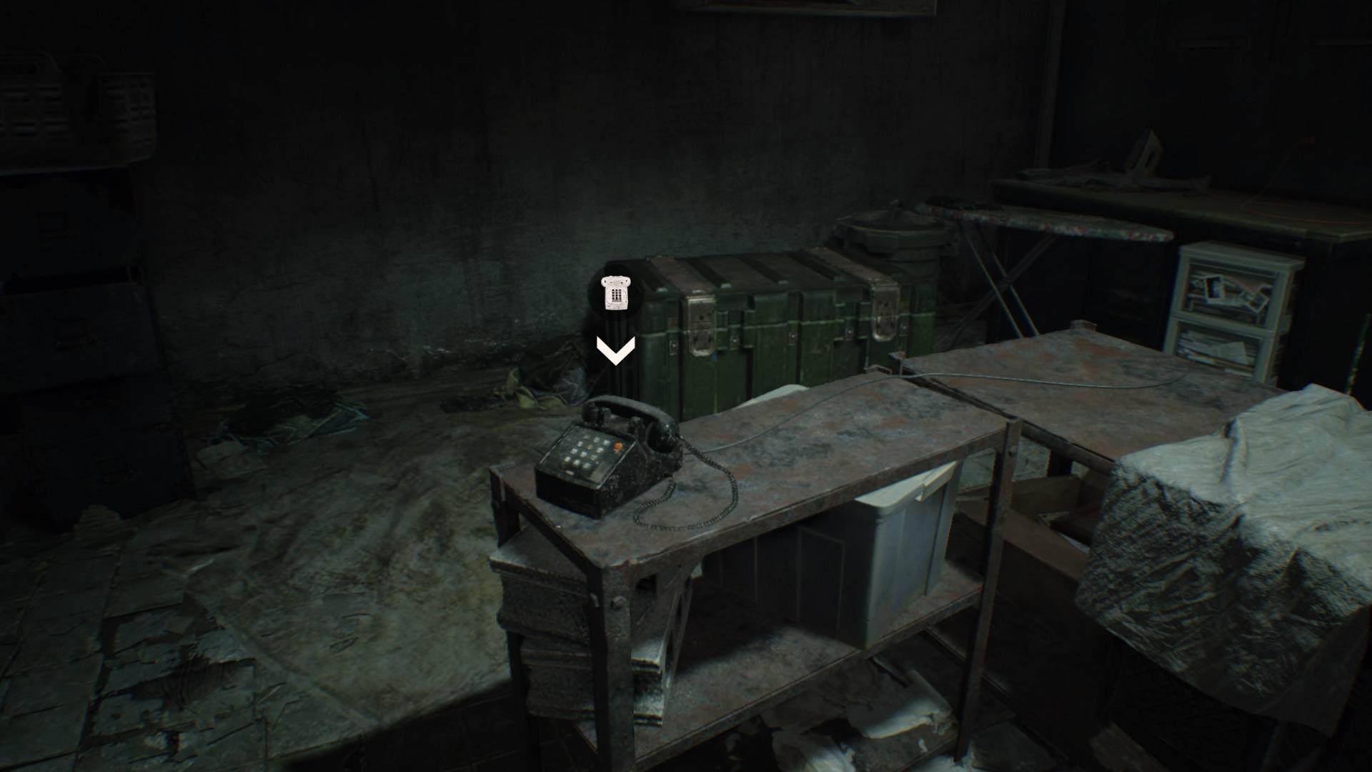 resident evil 7 demo guide