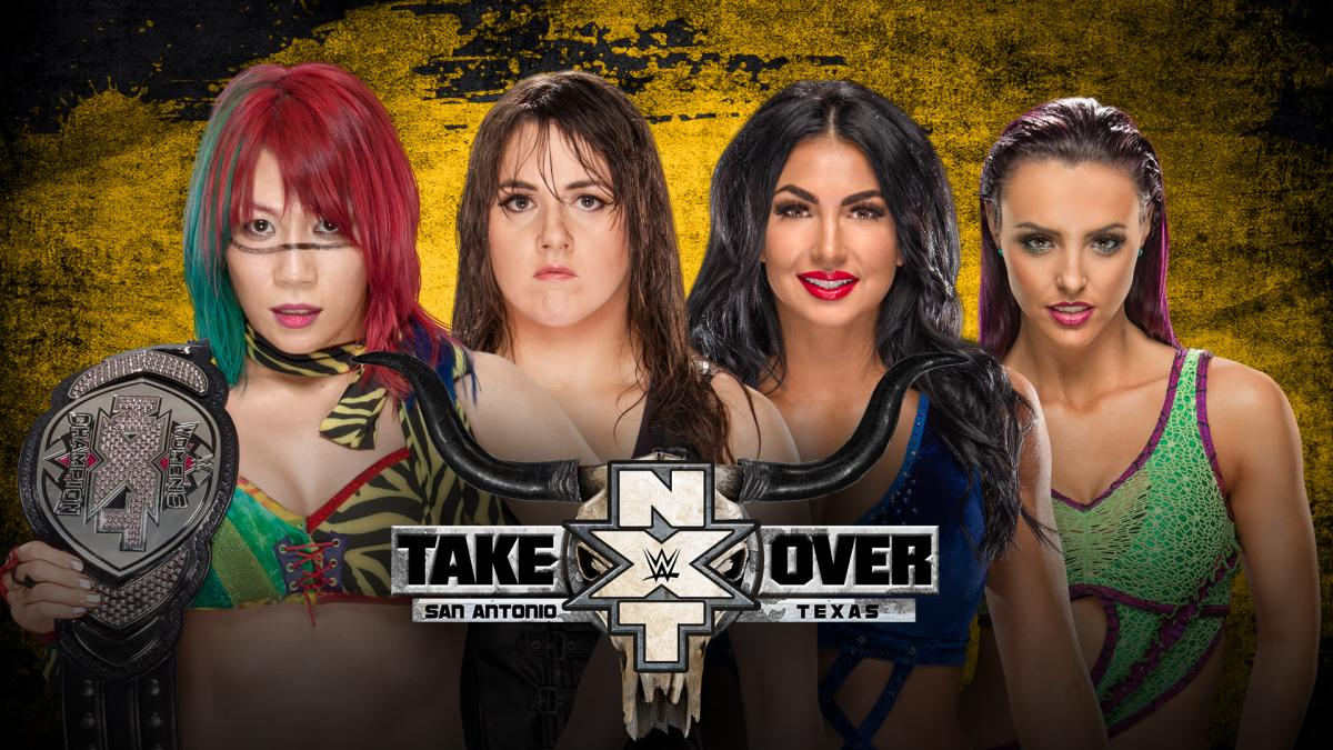 Image result for nxt takeover san antonio logo