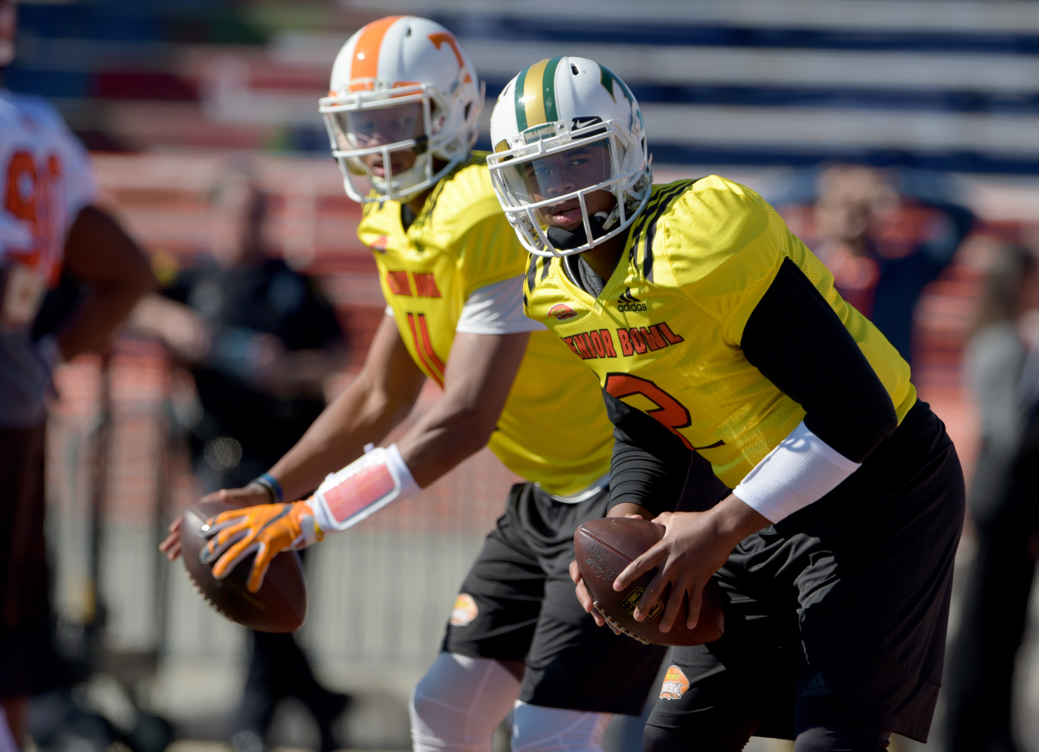 Senior Bowl Recap: South Holds On Against North