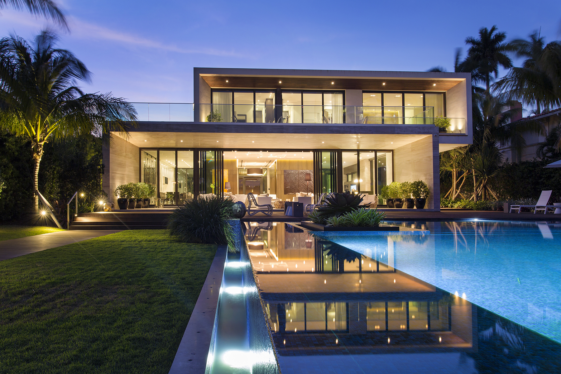 Beautiful Miami Beach Contemporary Asks 23m Curbed Miami