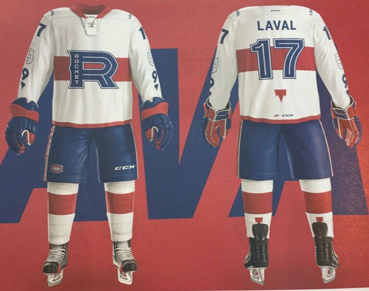Image result for rockets laval uniform