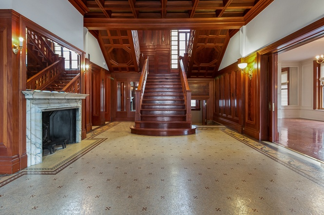 foreclosed wrigley mansion returns with a  2 25m price