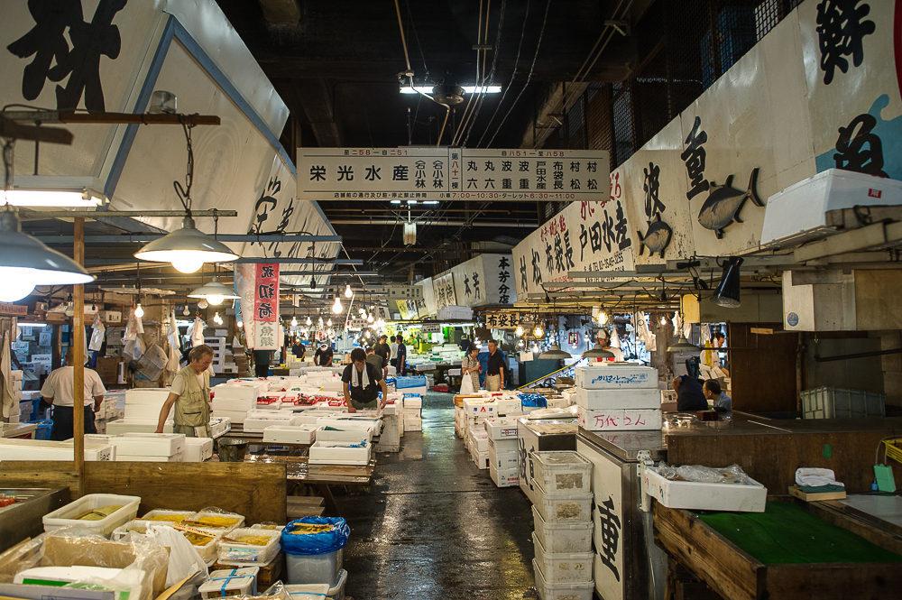Don 39 t eat sushi at tsukiji market eater for Portland oregon fish market