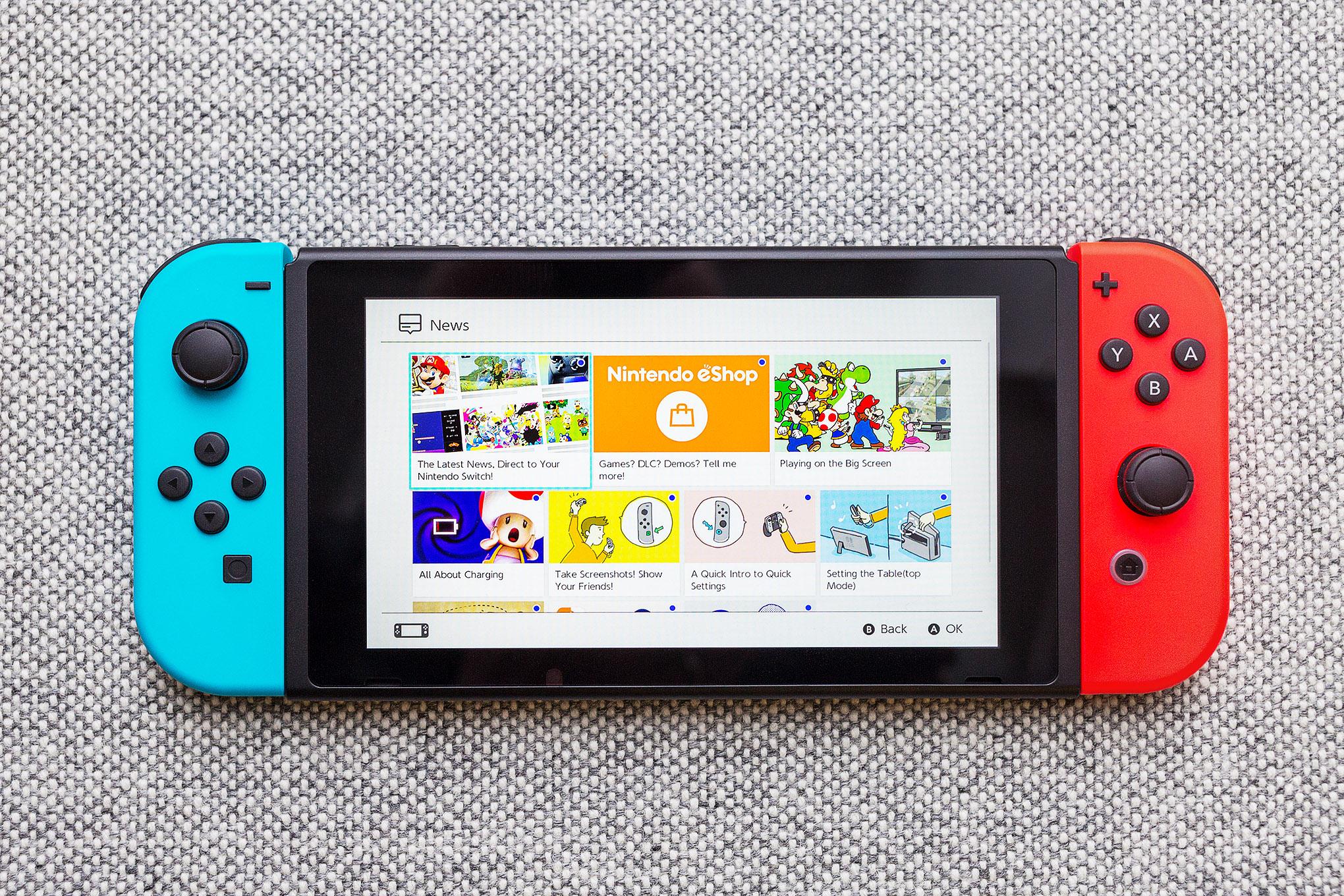 EB Games confirms it won't price match Big W's Switch + game bundles