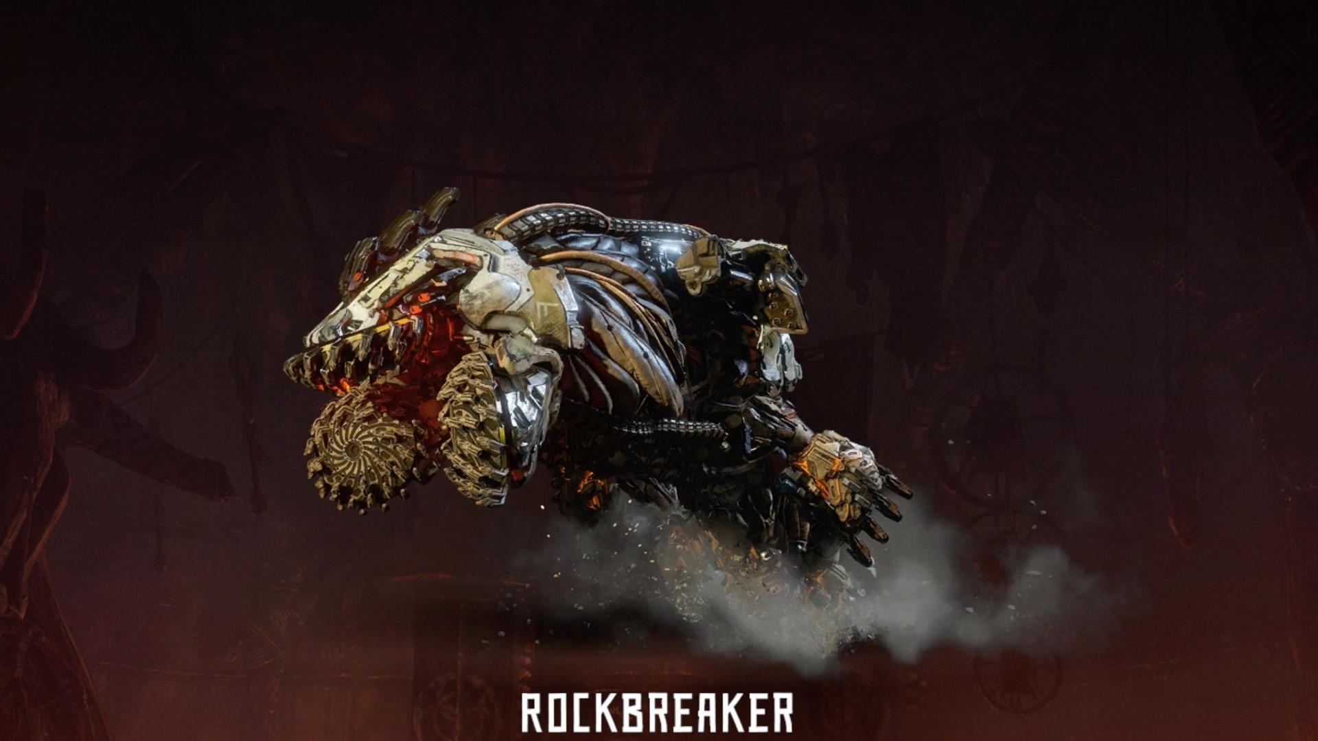 Image result for horizon zero dawn rock breaker