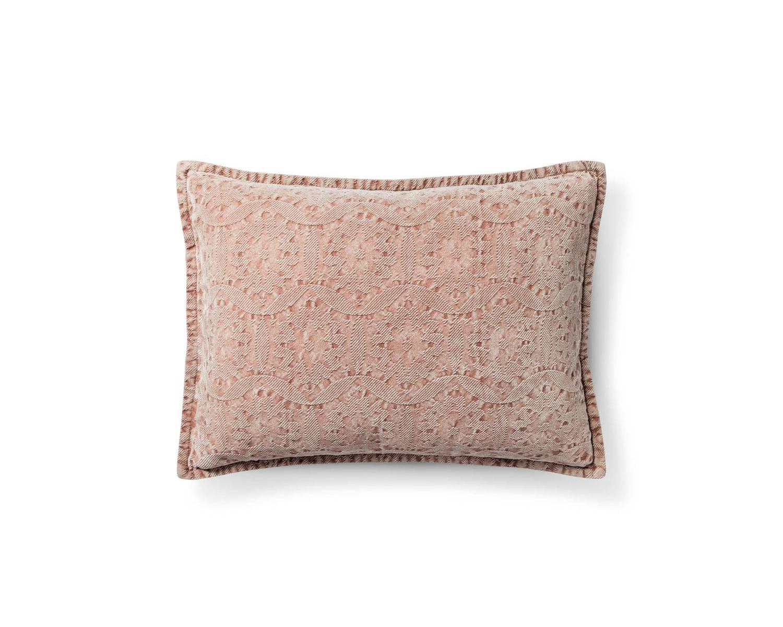 Light Pink Throw Pillows Target: Designer Emily Henderson Turns Nursery Into Stylish Guest