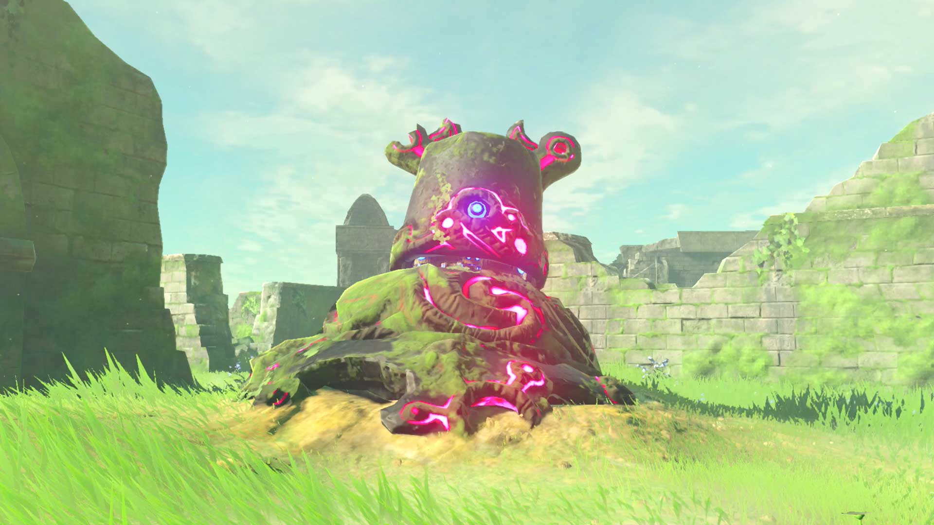 Breath Of The Wild Guide Ja Baij Shrine Walkthrough And Puzzle