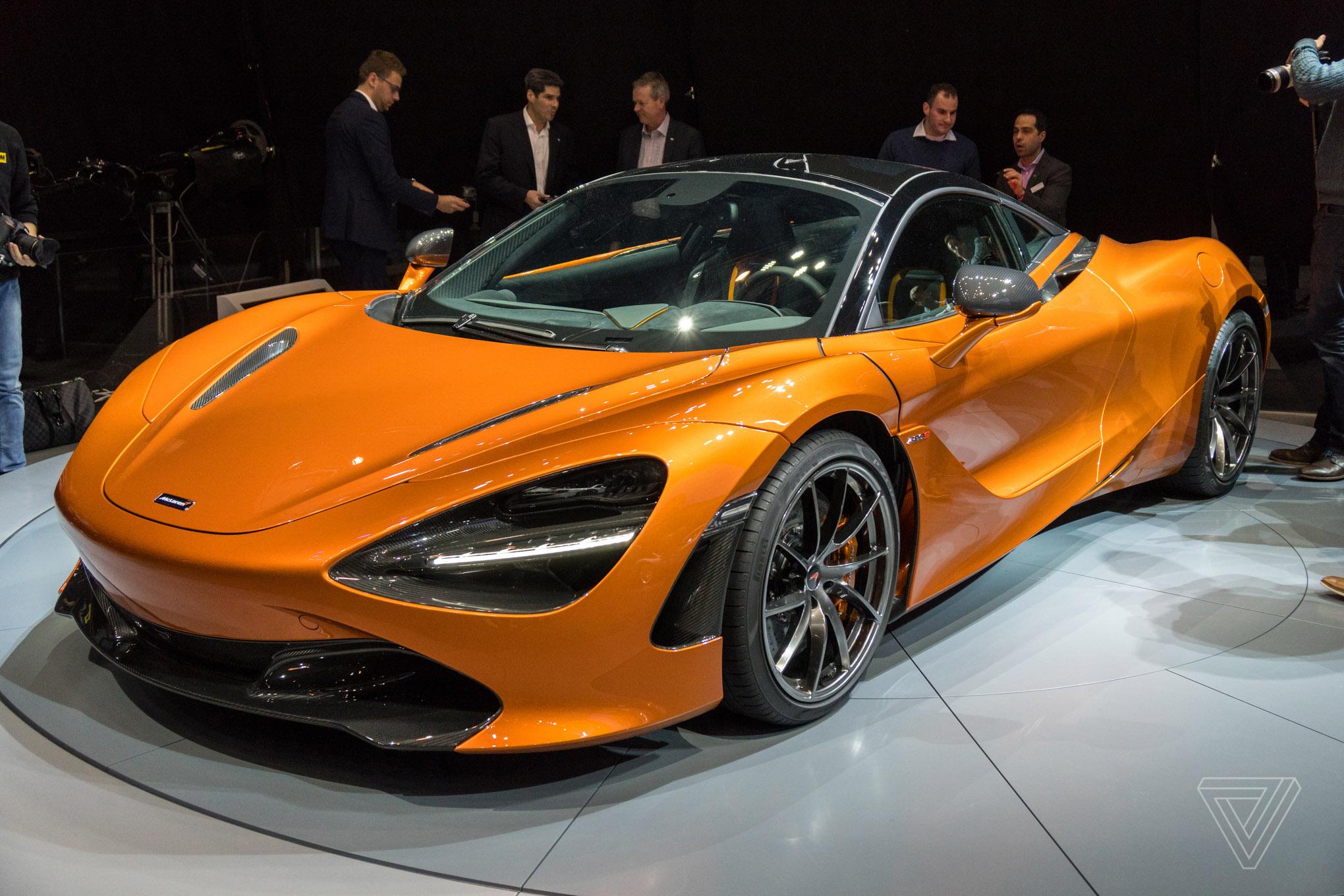 McLaren\u2019s top priorities with the new 720S: aerodynamics, aerodynamics, aerodynamics  The Verge