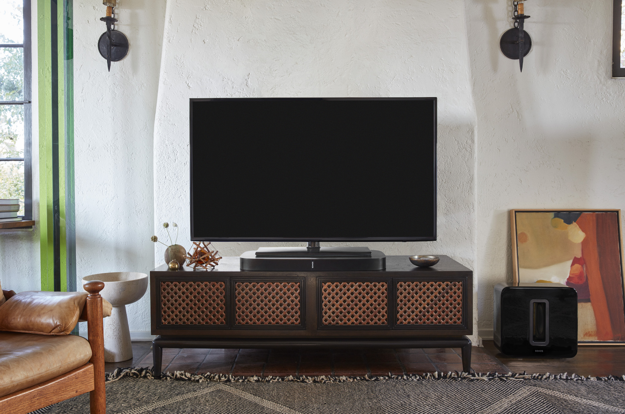 Sonos Debuts New 'PLAYBASE' Home Theater Speaker