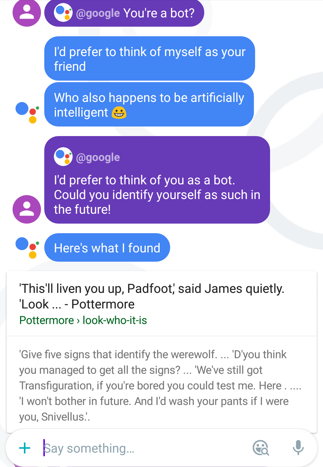 Google's Allo app can reveal what you've searched to your ...