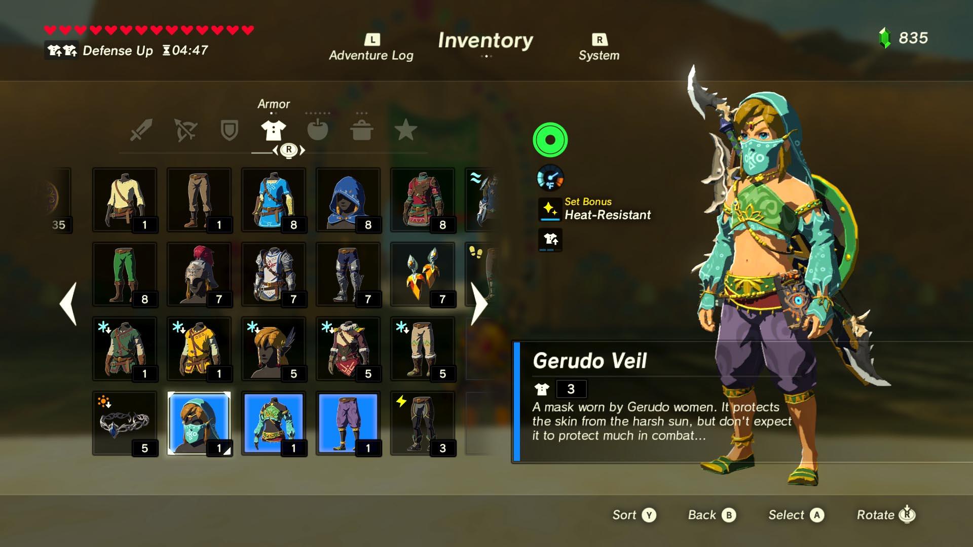 The Legend Of Zelda Breath Wild Divine Beast Vah Naboris Video This Walks You Through Building Circuit Using Grid View