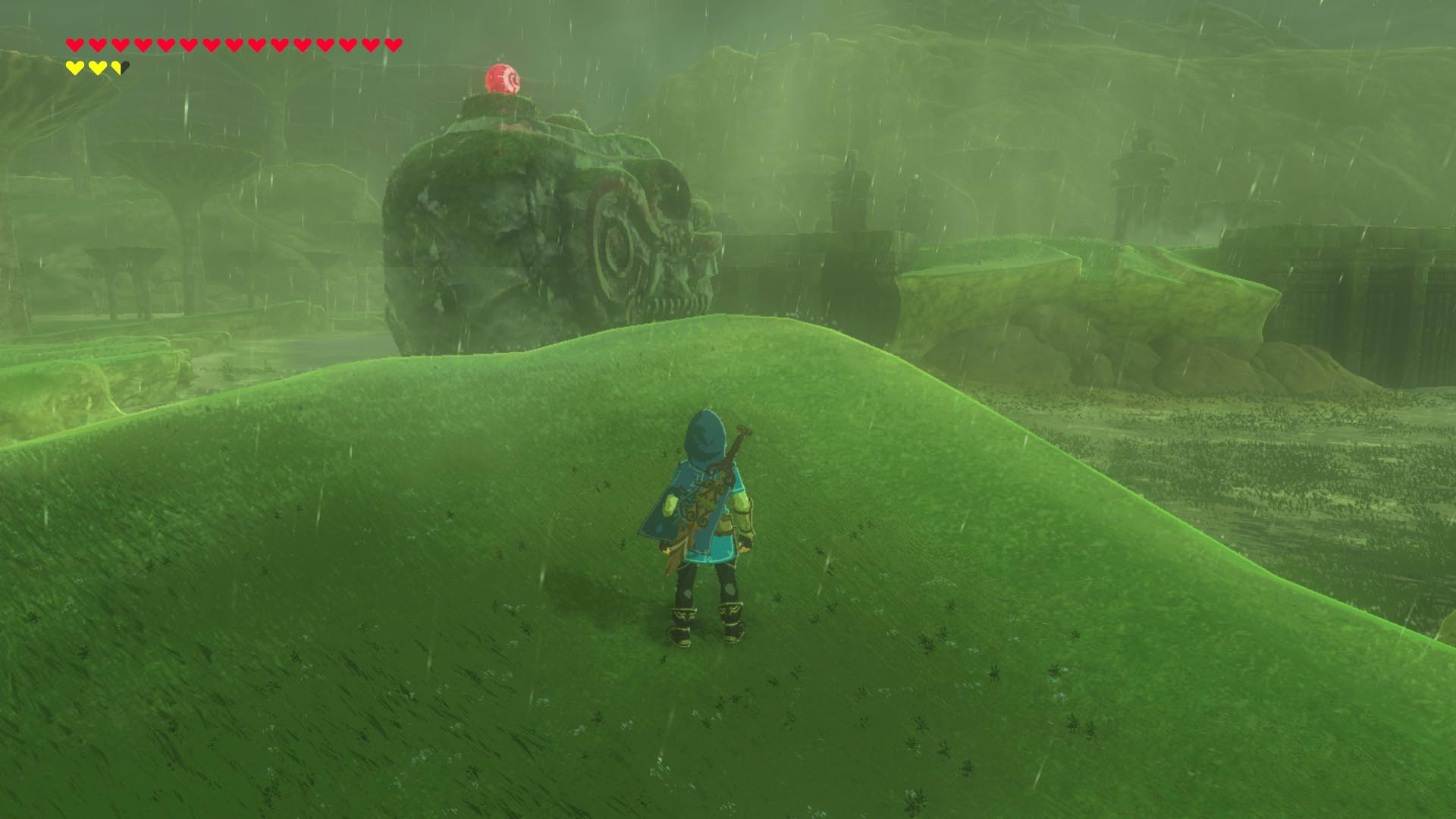 zelda breath of the wild guide trial of thunder shrine quest