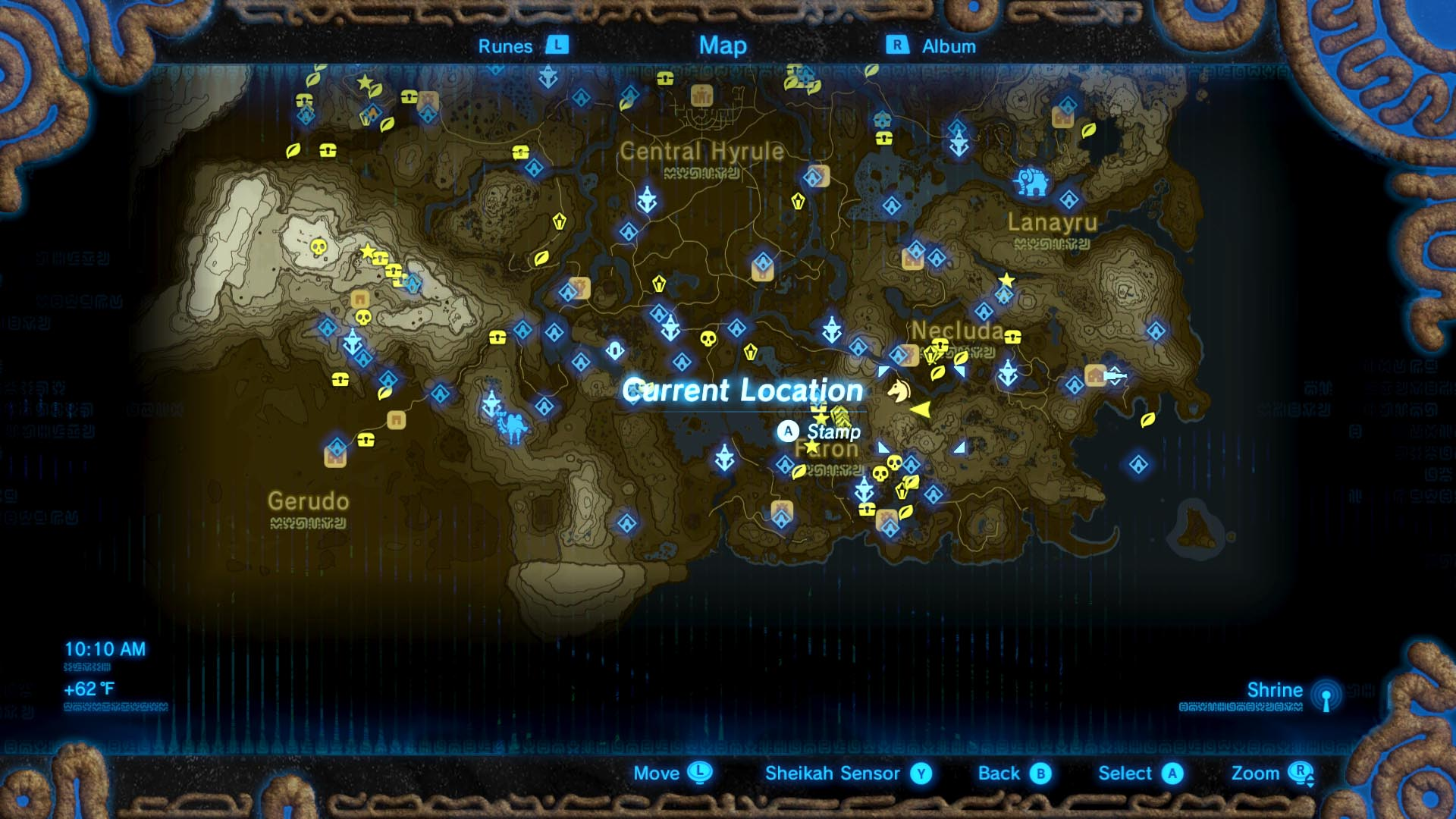Zelda breath of the wild toto sah shrine location and puzzle how to find toto sah shrine gumiabroncs Gallery