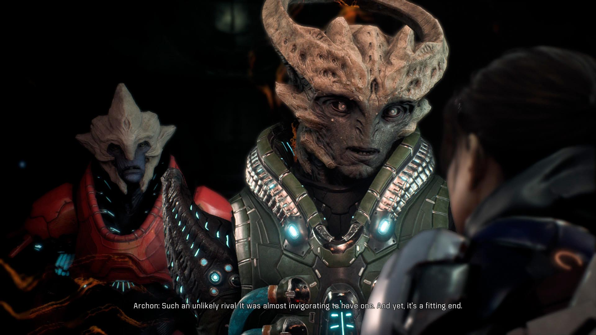 Mass Effect Andromeda Guide Hunting The Archon