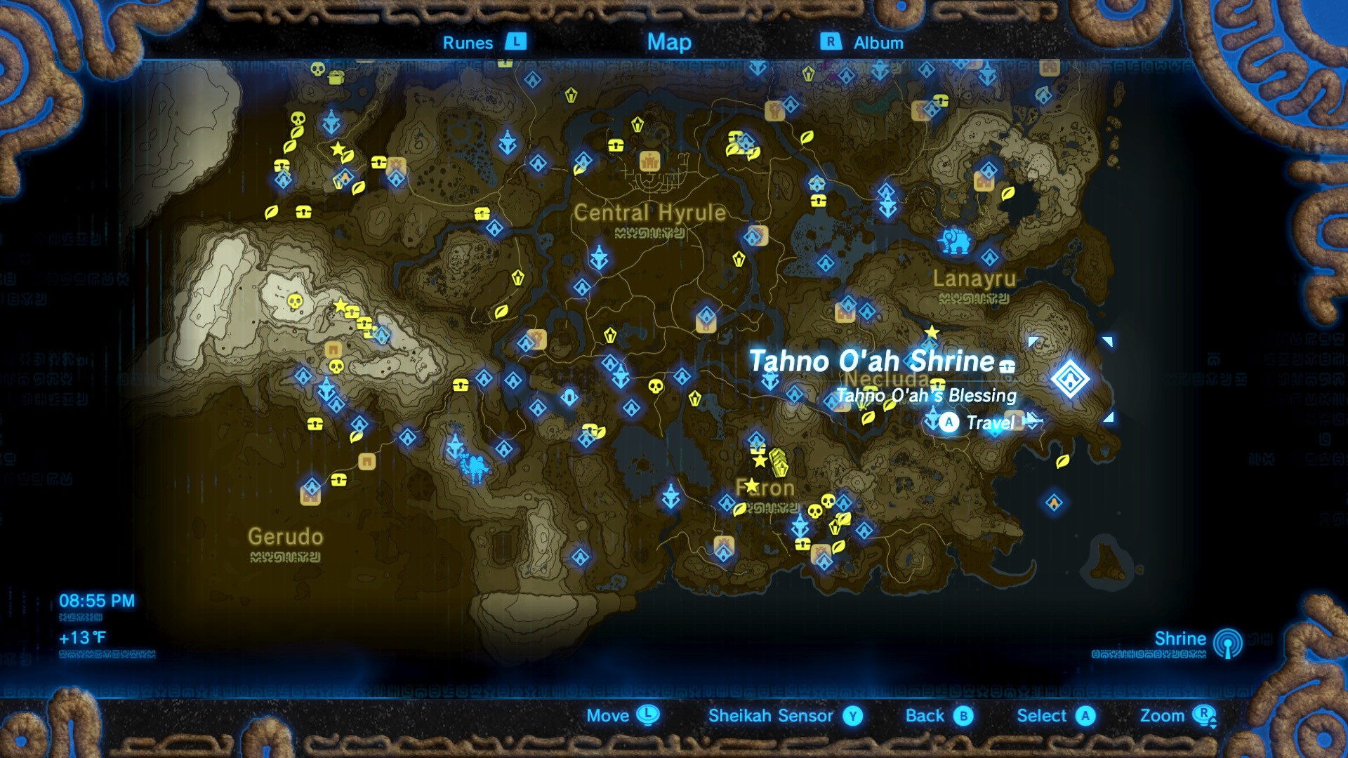 Secret Of The Cedars Shrine Quest Walkthrough Tahno O Ah