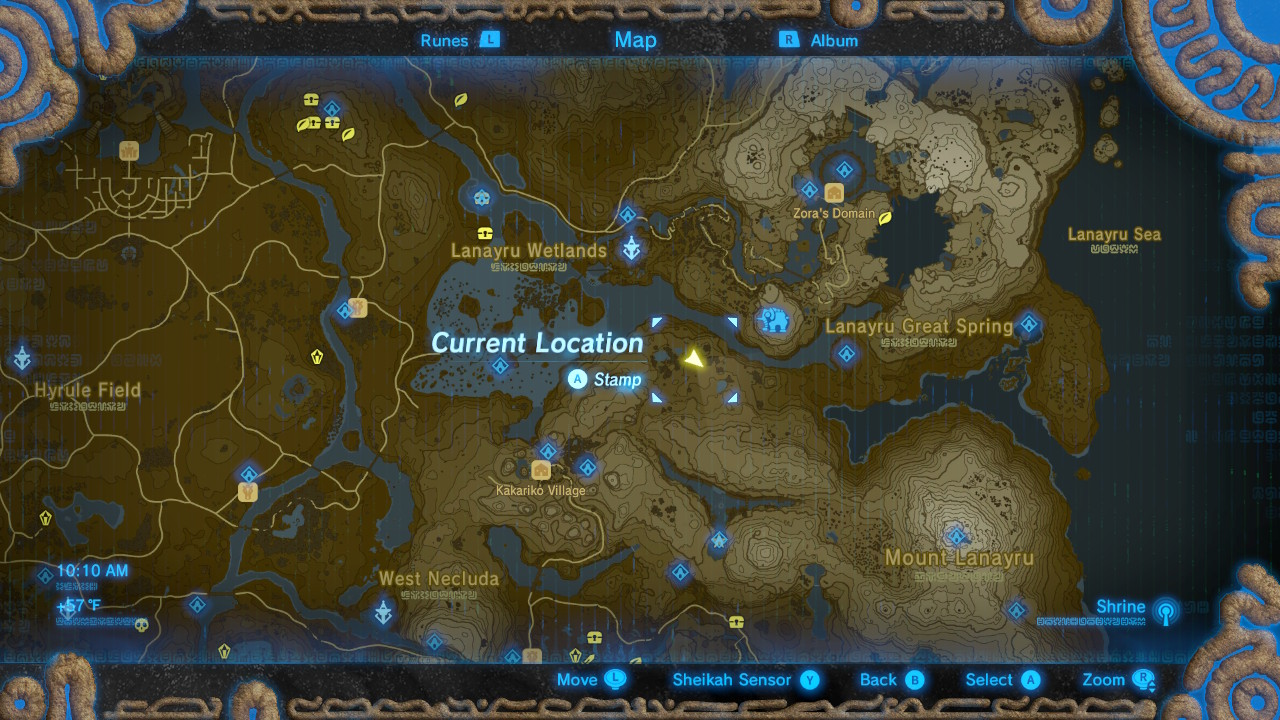 Zelda: Breath of the Wild guide: The Crowned Beast shrine