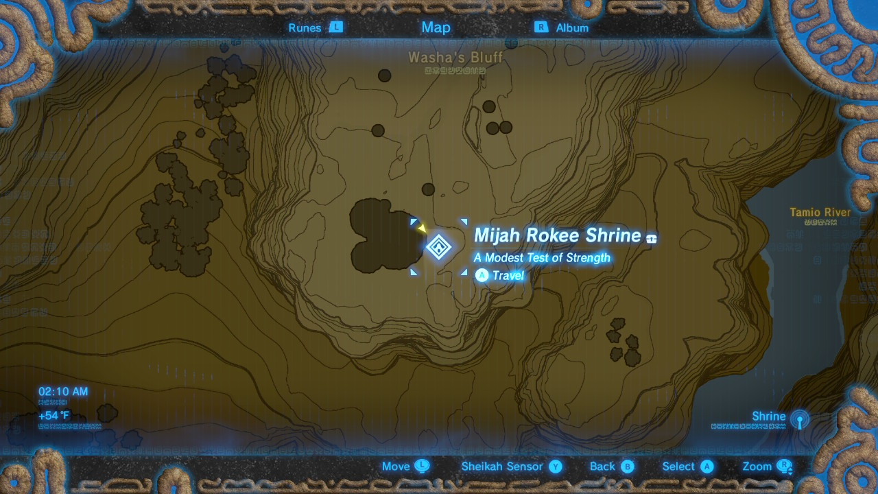 Delightful How To Find The Under A Red Moon Shrine Quest