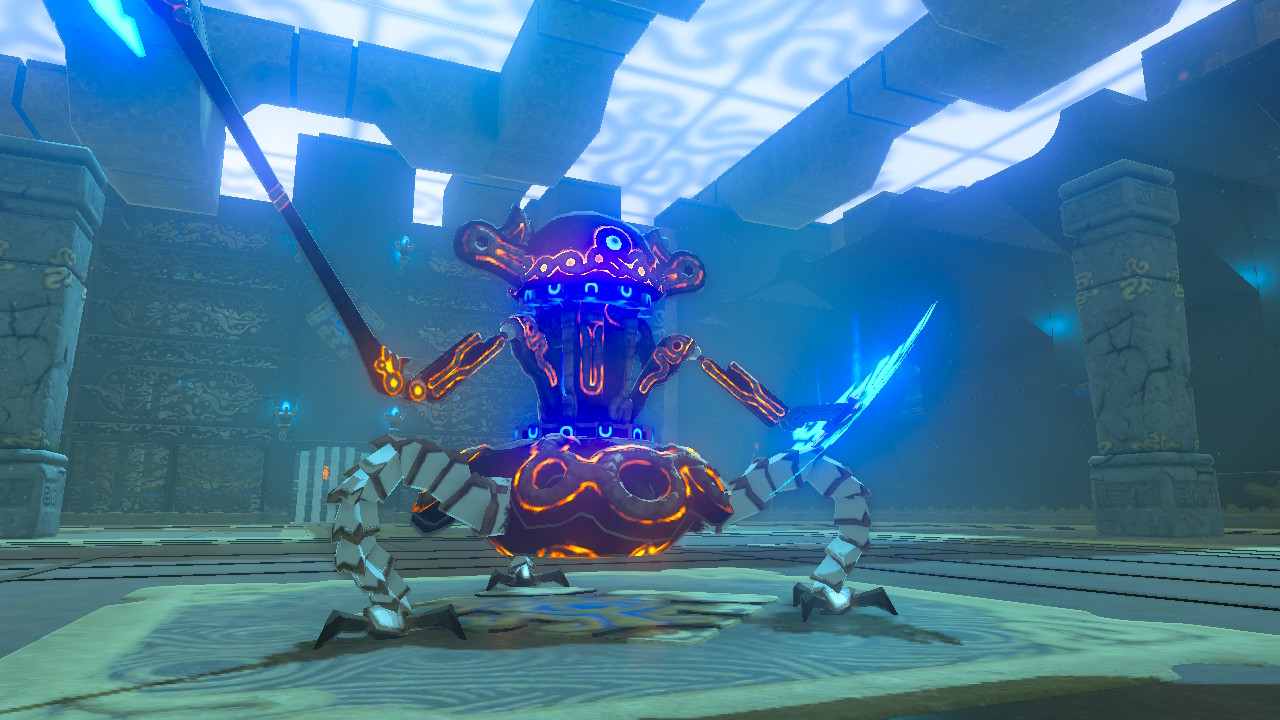 Zelda: Breath of the W...