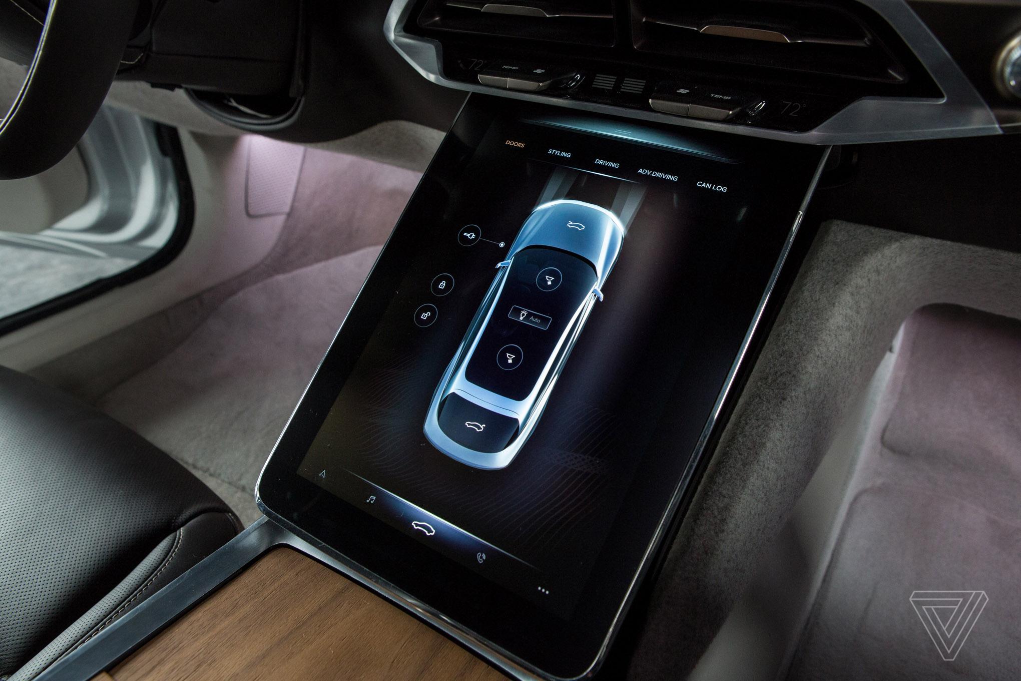 Lucid Motors' sleek Tesla-killer redefines electric luxury