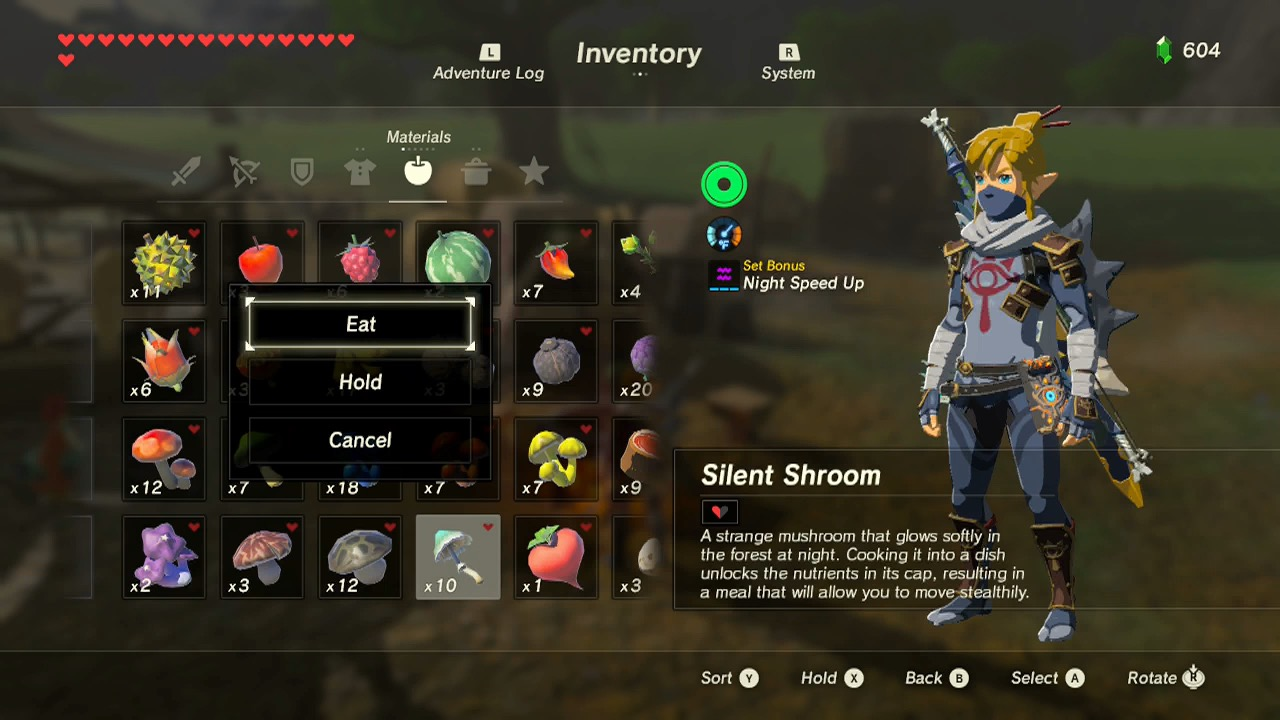 Zelda breath of the wild cooking guide 10 recipes worth grid view forumfinder Choice Image