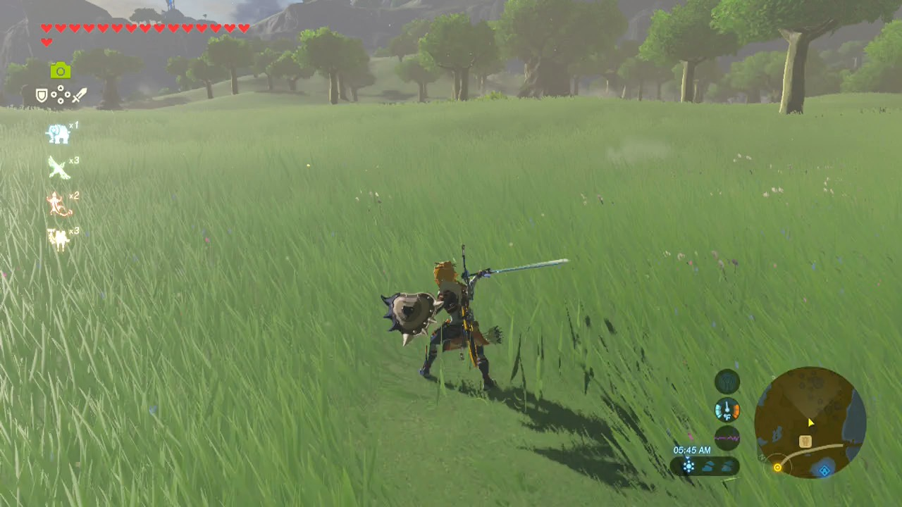 how to find restless crickets in breath of the wild