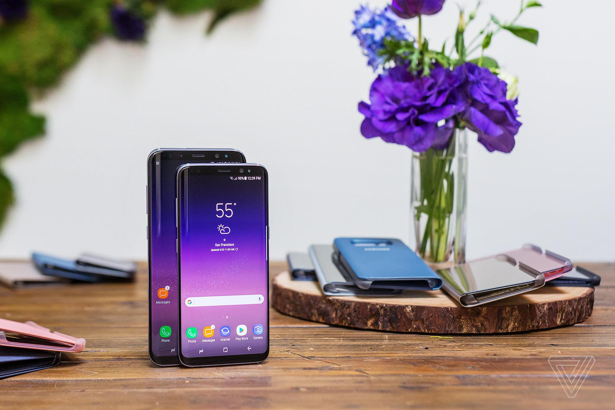 This is the Samsung Galaxy S8, coming April 21st - The Verge